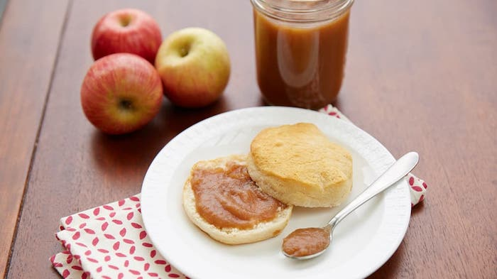 Top 5 Apple Themed Foods to Indulge in This Fall - Apple Butter