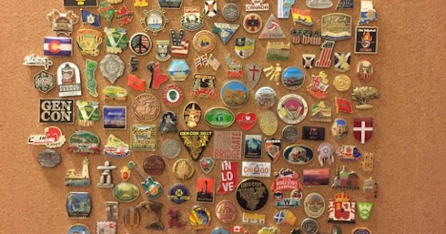 Top 5 Places To Put Your Button Pin Collection