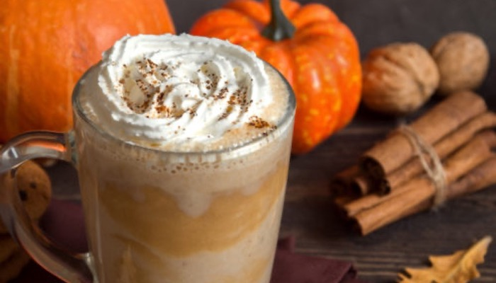 Top 5 Thoughts You Have When it's In Between Summer and Fall - Is it too early for a pumpkin spiced latte?