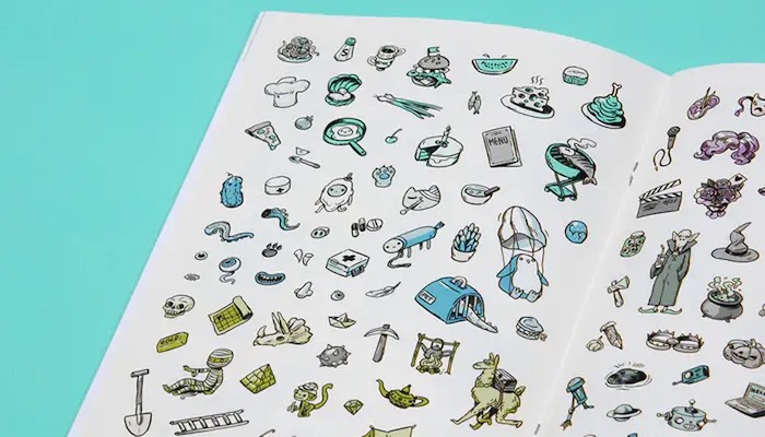 Top 5 Ways To Utilize Your Sticker Collection - Notebook