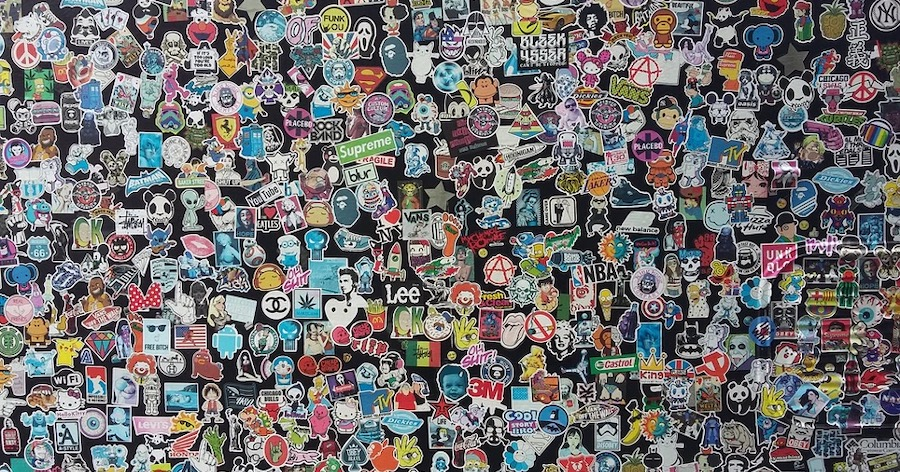 Top 5 Ways To Utilize Your Sticker Collection