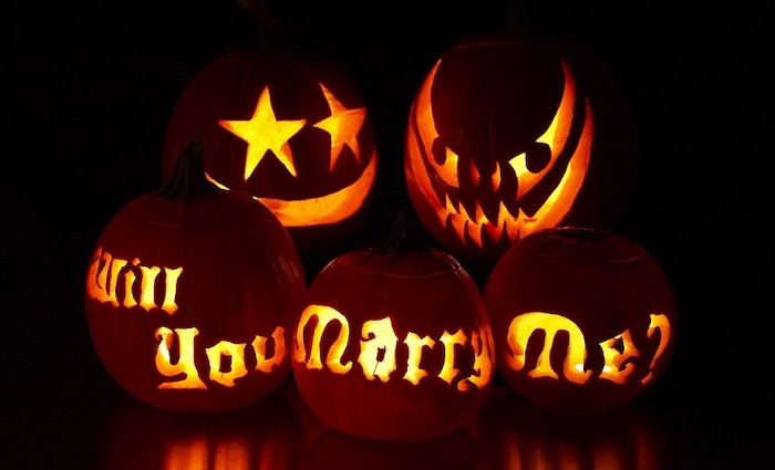 Top 5 Unique Pumpkin Carving Ideas - Will You Marry Me?